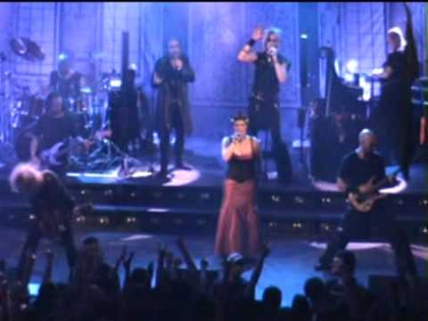 Therion - Asgard (Live in Belgrade 11.12.2007)