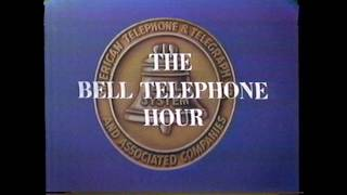 NBC-TV The Bell Telephone Hour