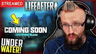 UNDERWATER CITY SOON! (LifeAfter Sneak Peek) | Life After