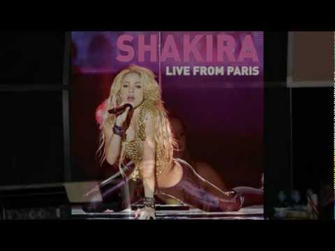 Fantastic singer Shakira in Steamy scenes and sexy