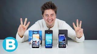 De beste betaalbare smartphones (van 250 tot 400 euro)