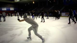 Patou - Level UP ( Patinoire Charlemagne)