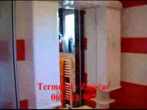 Enterijer kupatila Termosol Zaječar