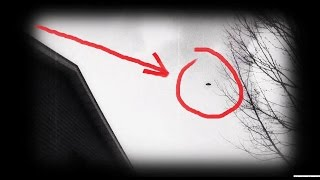 UFO Spotted over Sharon, PA!  Must See!