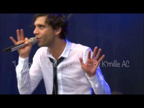 Mika - Lamour Fait Ce Quil Veut