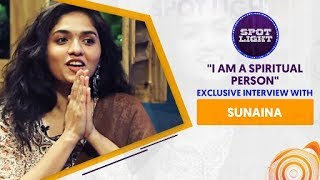 Spotlight | Exclusive Interview with Sunaina | VJ Abishek | Sun Music