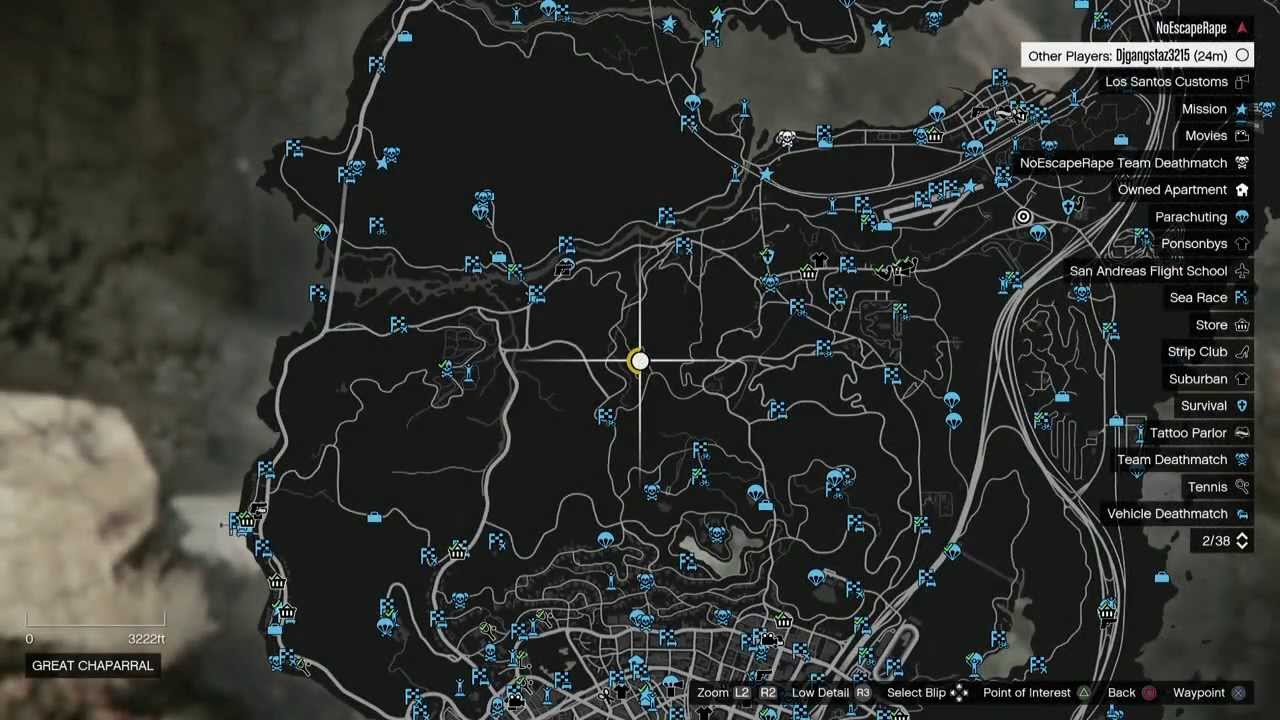 Cave Location Gta v Gta v Secret Locations