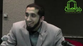 When Success Tastes Better ┇FUNNY┇ Ustadh Nouman Ali Khan ┇Smile…itz Sunnah┇