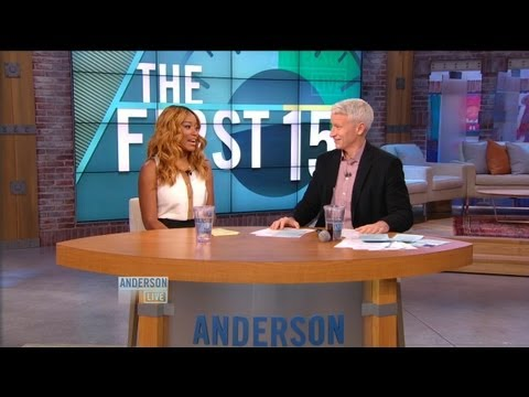'The First 15' with Keke Palmer