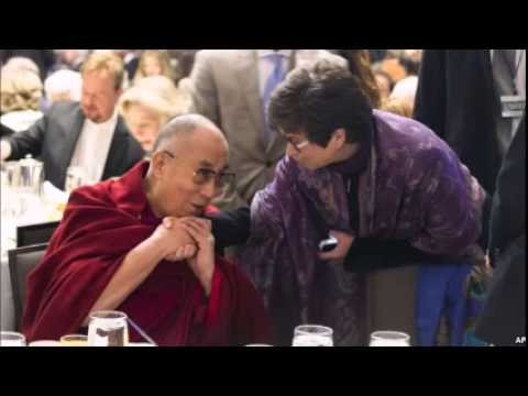 China Opposed to Foreign Nations Welcoming Dalai Lama