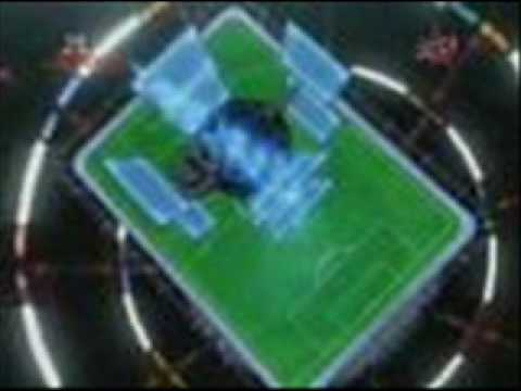 Galactik Football Soundtrack: Track 3 - Stadium video