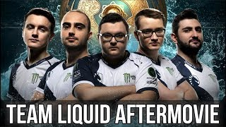 BEST Moments of Team Liquid - The International 7 - Dota 2