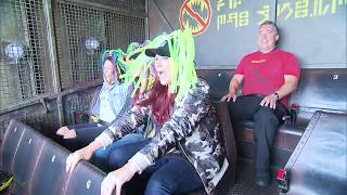 Lisa Foxx Goes on the New Guardians of the Galaxy Ride!