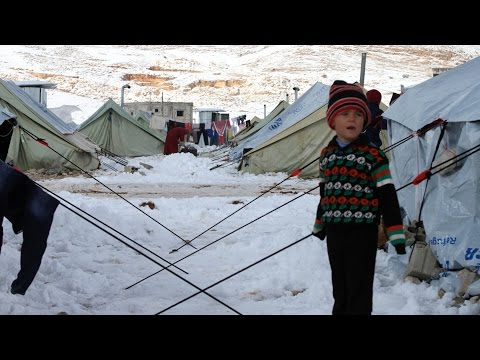 Winter is Coming for Syria and Iraq Refugees