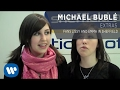 Michael Bublé - Fans Lissy and Emma In Sheffield
