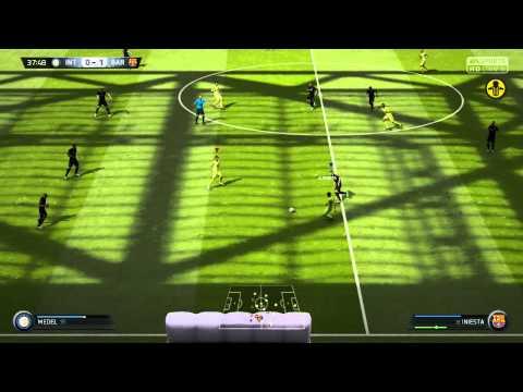 FIFA15 campeonato com amigo patito barca inter canal JJGAMES