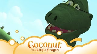 Coconut the little Dragon: Rotten Pineapple S1 E13 | WikoKiko Kids TV