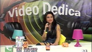 Nancy Grazioso- (Video Dedica) Morgan Tv \27\10\2014