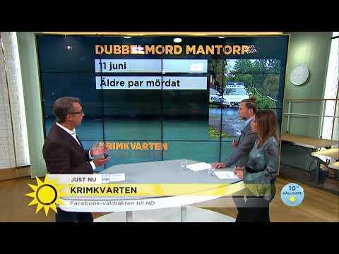 Hasse Aros vädjan: hjälp till att lösa fallet om dubbelmordet! - Nyhetsmorgon (TV4)