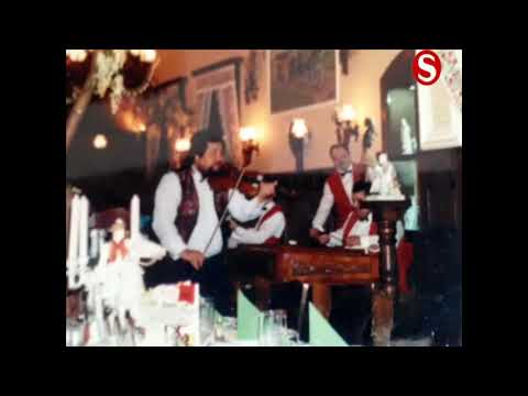 Lendvai Csócsi József és zenekara-éttermi felvétel