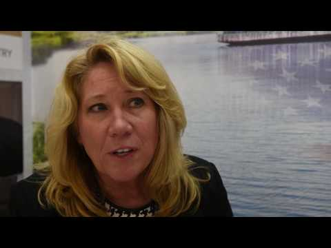 WTM 2016: Susan Shultz, director of sales, American Cruise Lines