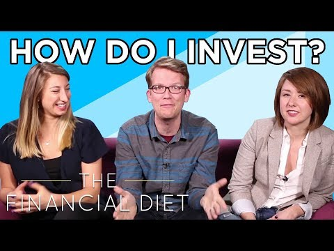 How To Invest And Other Money Questions With Financial Diet