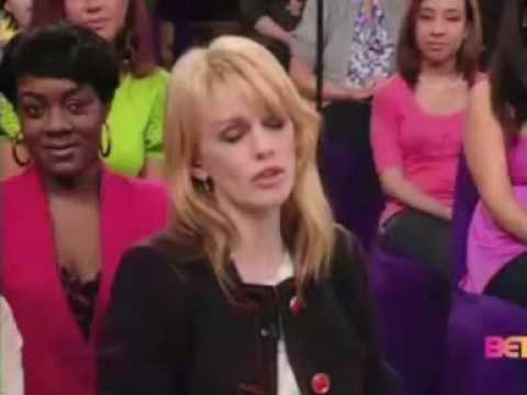 Kathryn Morris - The Wendy Williams Show - Part 1