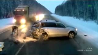 Baby Miraculously Survives Crash In Russia