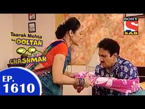 Taarak Mehta Ka Ooltah Chashmah - तारक मेहता - Episode 1610 - 18th February 2015 video