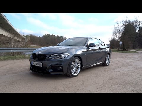 2014 BMW 220i Coupe M Sport Start-Up and Full Vehicle Tour