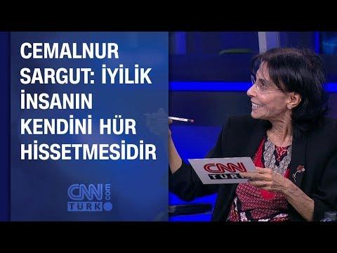 Cemalnur Sargut: İyilik insanın kendini hür hissetmesidir