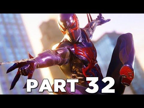 SPIDER-MAN PS4 Walkthrough Gameplay Part 32 - AVENGERS TOWER (Marvel's Spider-Man)
