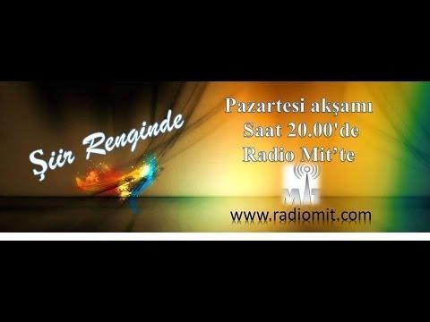 Radio Made In Turkey - Siir Renginde (26.05.2014) Part 1