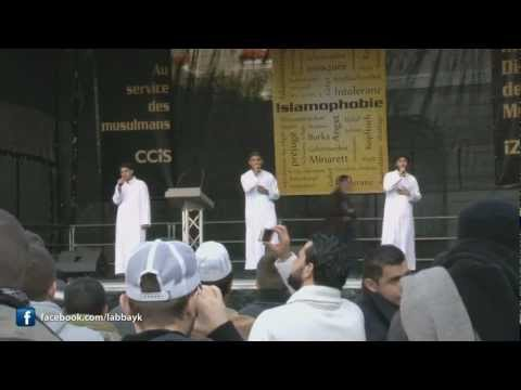 Labbayk - Subhanallah LIVE in Switzerland