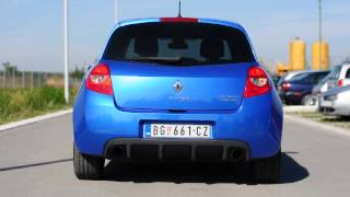 Renault Clio RS Sound