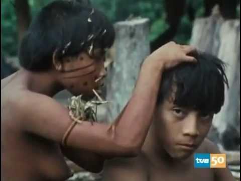 ETNOGRAFÍA. Yanomamis. 'Otros pueblos'.
