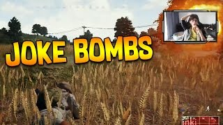 BOMBS ARE JOKE ◄ SingSing Moments 2# Of 22 Apr, 2017