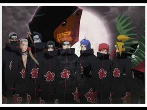 Naruto Akatsuki Theme Song Full video