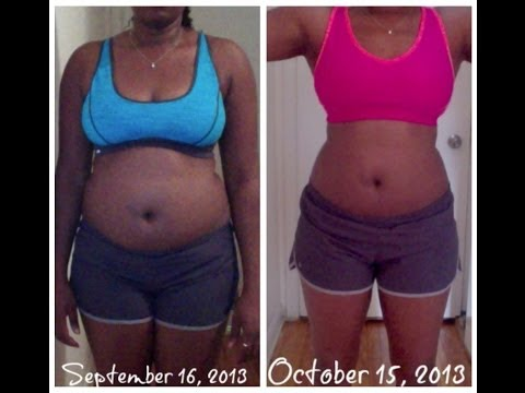 My 30 Day Shred Weight Loss Results & Pictures | Before and After Day 10, Day 20, Day 30! ♥
