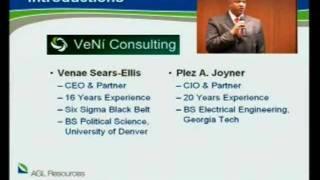 VeNi Consulting Intro at AGL Resources
