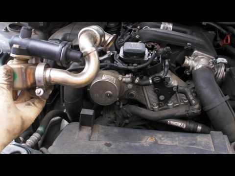 BMW E46 3 series diesel engine Thermostat