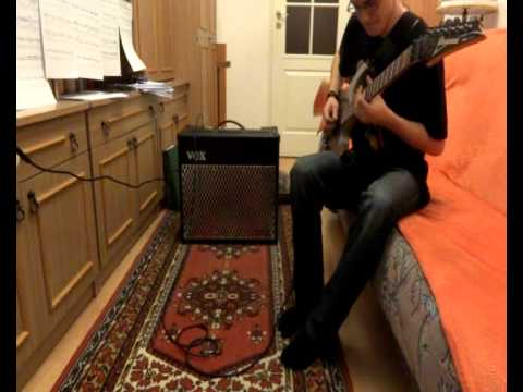 Blind Guardian - Turn the Page (cover)