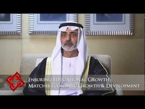 Executive Focus: H.H. Sheikh Nahyan bin Mubarak Al Nahyan