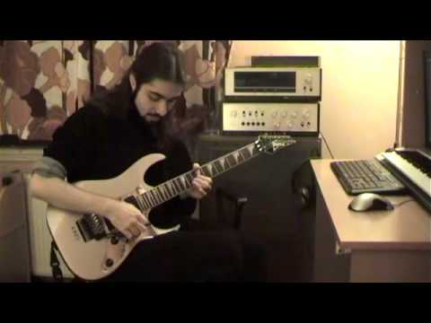 Steve Vai - Building The Church by Ugur Dariveren (Naked Tracks)
