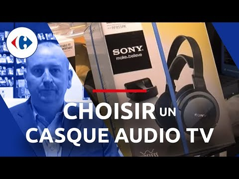 bien choisir son casque audio t l viseur youtube. Black Bedroom Furniture Sets. Home Design Ideas