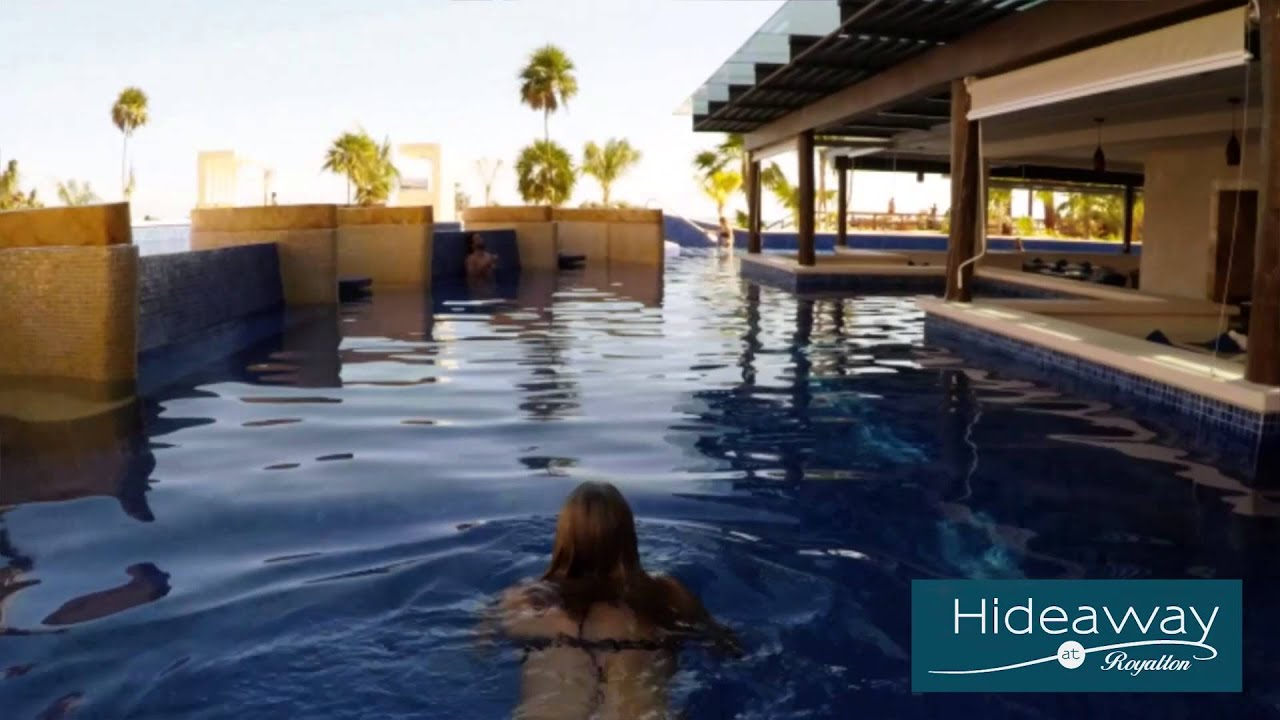 Hideaway at Royalton Riviera Cancun Adults Only All in