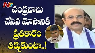 SV Mohan Reddy Speaks to Media after Meeting YS Jagan at Lotus Pond | NTV