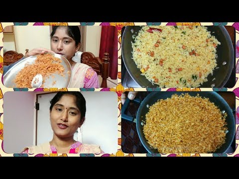2 MTR INSTANT LUNCH BOX RICE RECIPES|TOMATO RICE|LEMON RICE |INSTANT TOMATO RICE|INSTANT LEMON RICE