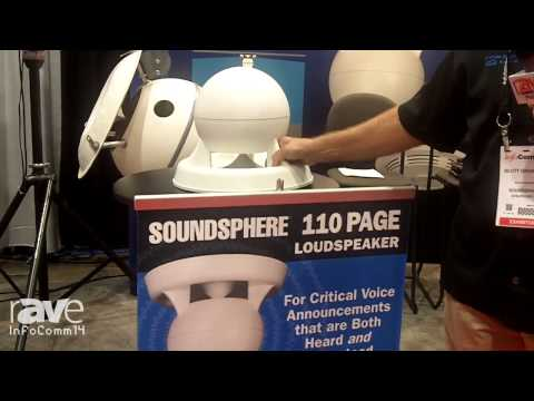 InfoComm 2014: MSE Showcases the Soundphere Loudspeaker
