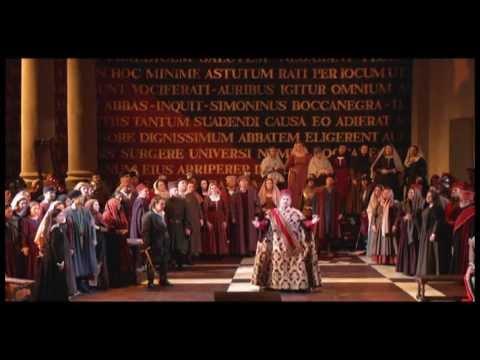 LA Opera- 11/12 Season - Simon Boccanegra